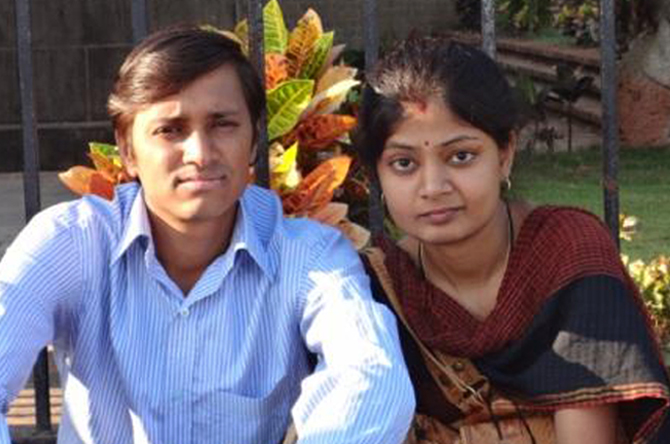 Love just happens!(Prabhakar and Pramila)